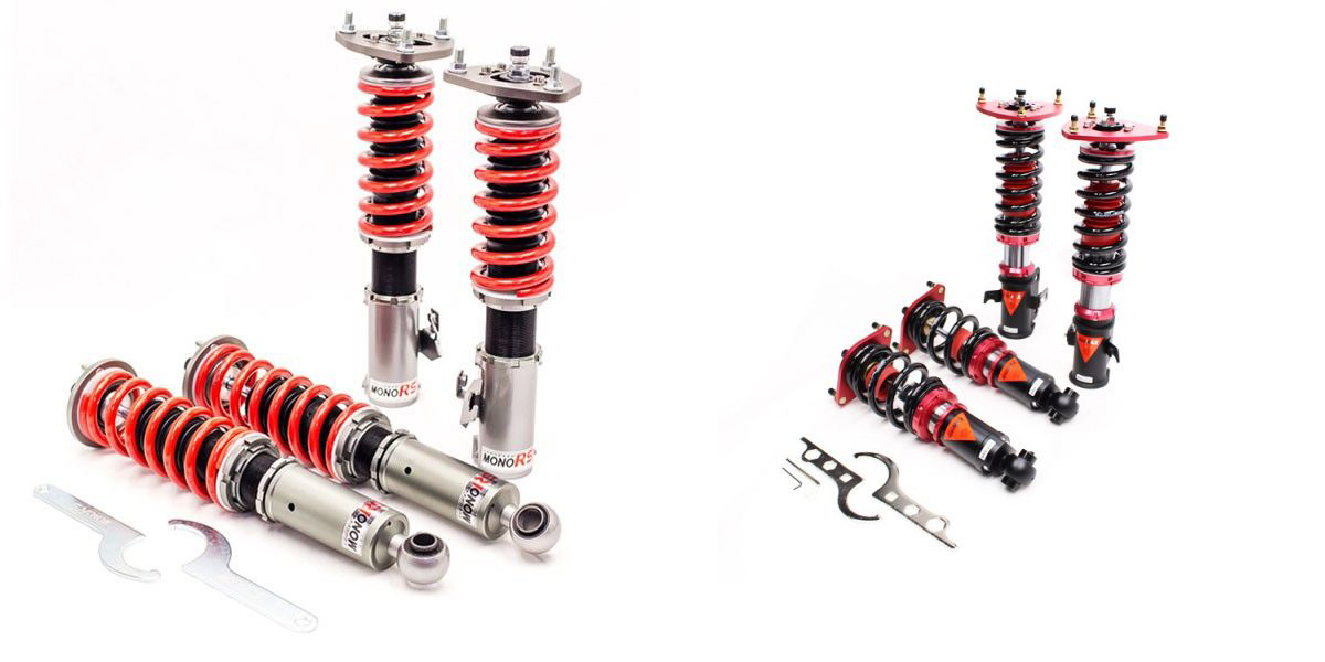1989-1994 Nissan 240SX Godspeed Coilovers
