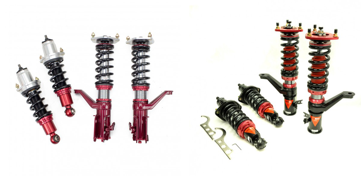 2002-2006 Acura RSX Coilovers