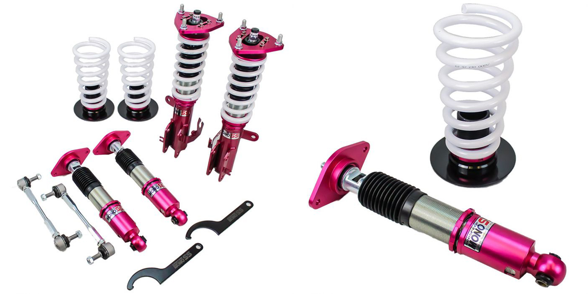 2002-2006 Nissan Altima Godspeed Coilovers