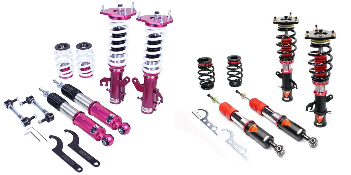 2009-2014 Nissan Cube Godspeed Coilovers