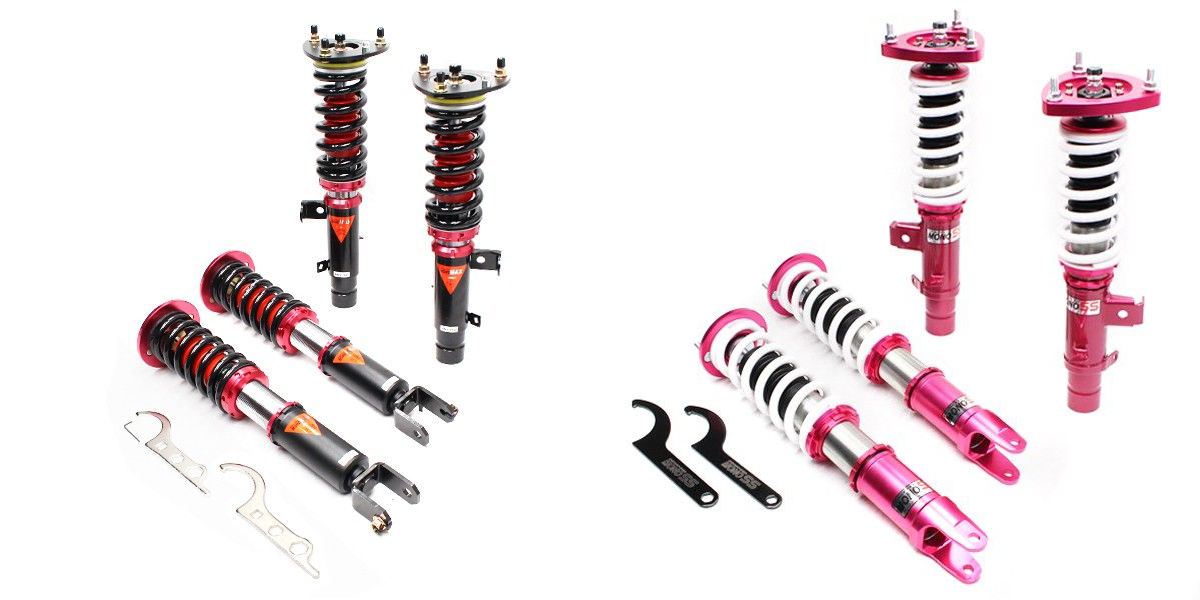 2015-2017 Acura TLX Godspeed Coilovers