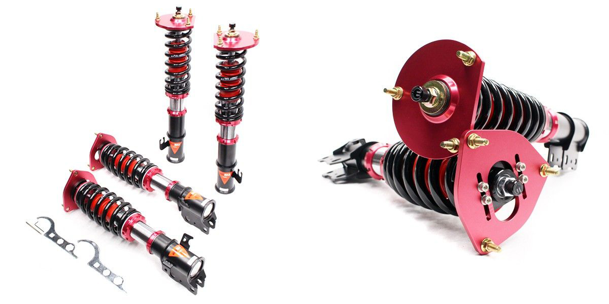 2003-2008 Subaru Forester Godspeed Coilovers