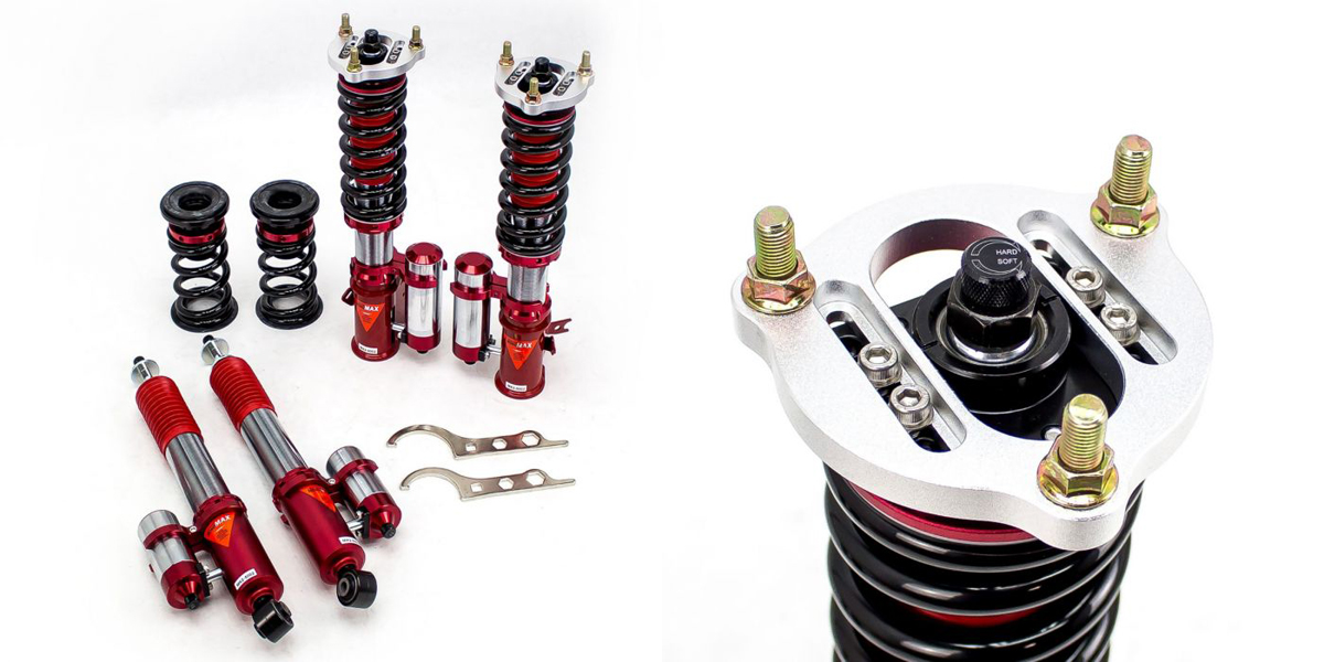 2006-2011 Honda Civic Godspeed Coilovers