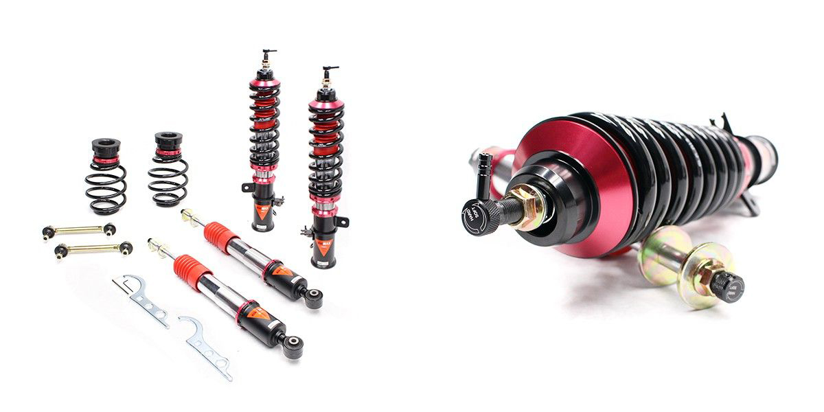 2009-2014 Honda Fit Godspeed Coilovers