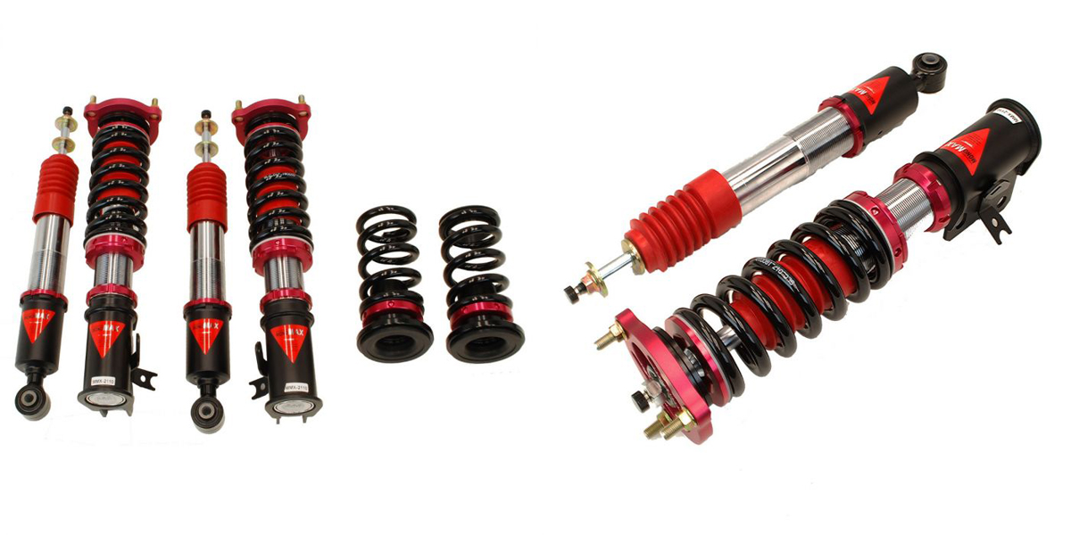 2012-2015 Honda Civic Godspeed Coilovers